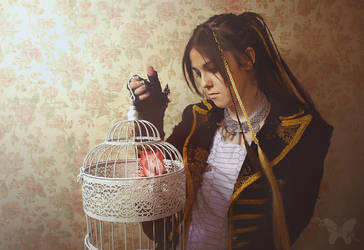 L`Arc~en~Ciel  - Hyde by AnnaProvidence