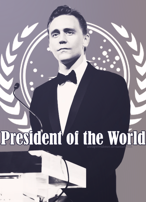 President of the World by AnnaProvidence