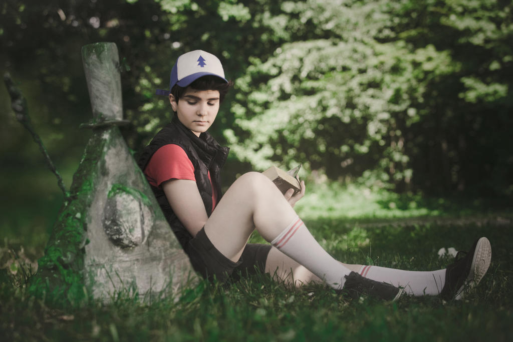 Gravity Falls - Dipper by AnnaProvidence