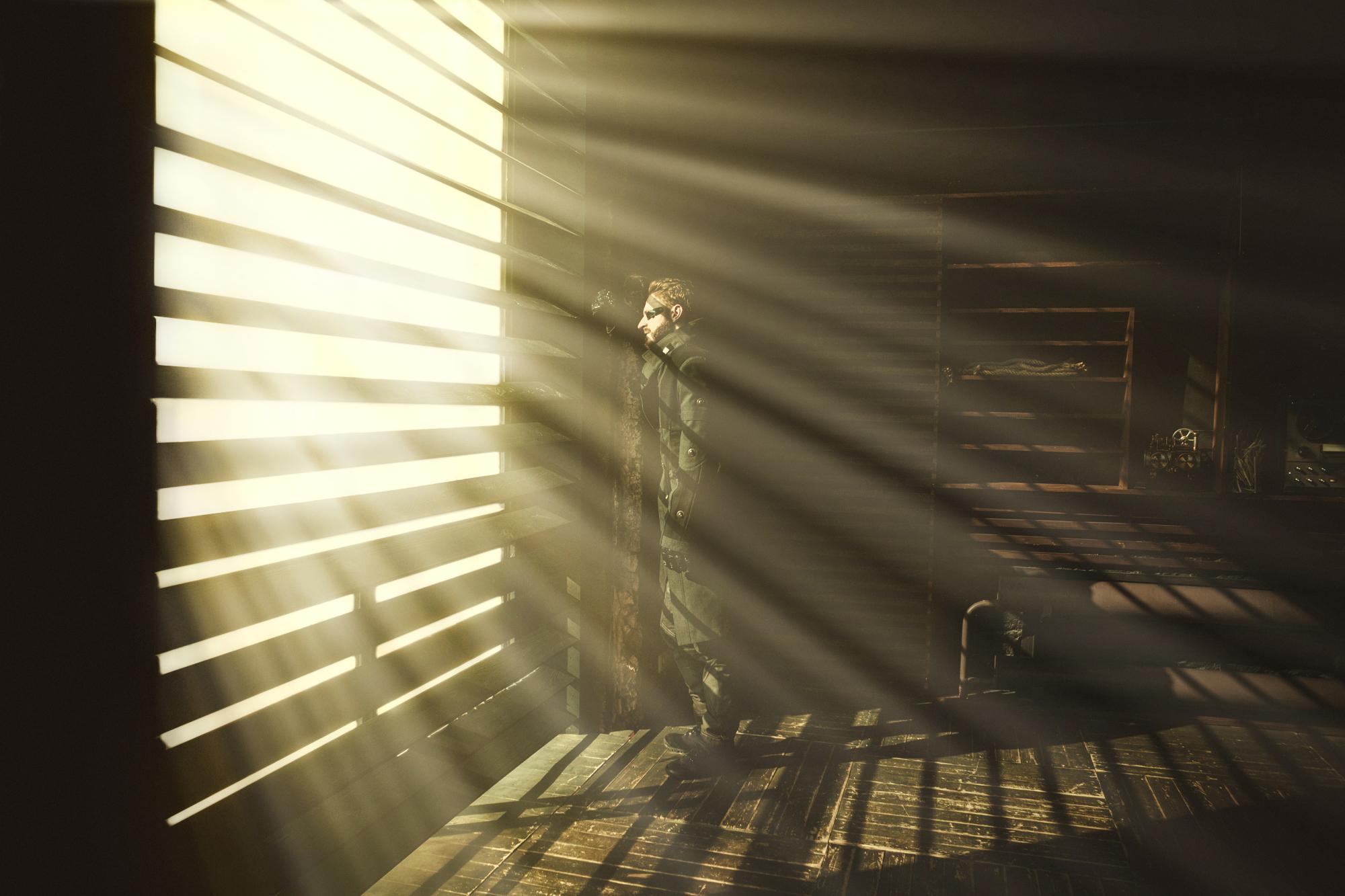 Deus Ex - Adam Jensen by AnnaProvidence