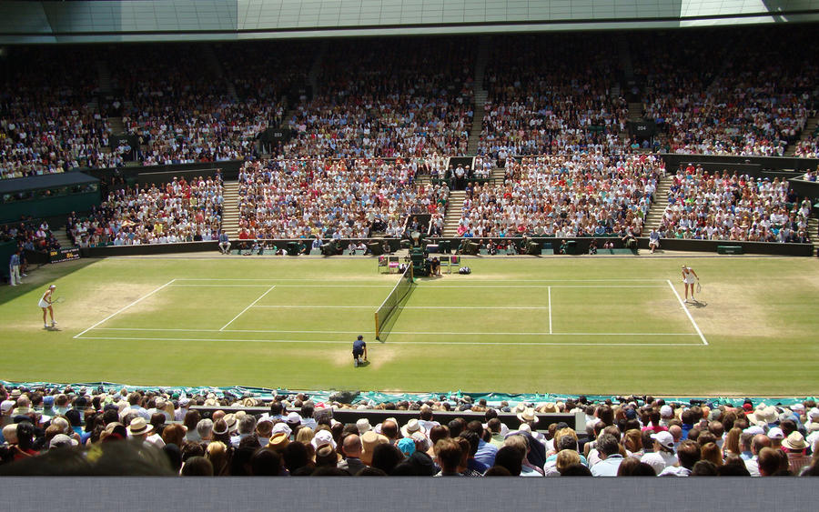 Wimbledon Wallpaper 2011 By Kafi2007 On DeviantArt