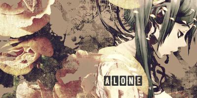 ALONE by Lehe