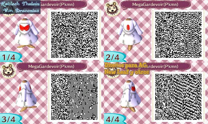 Mega Gardevoir Pokemon Xy Acnl Code Qr 449879601