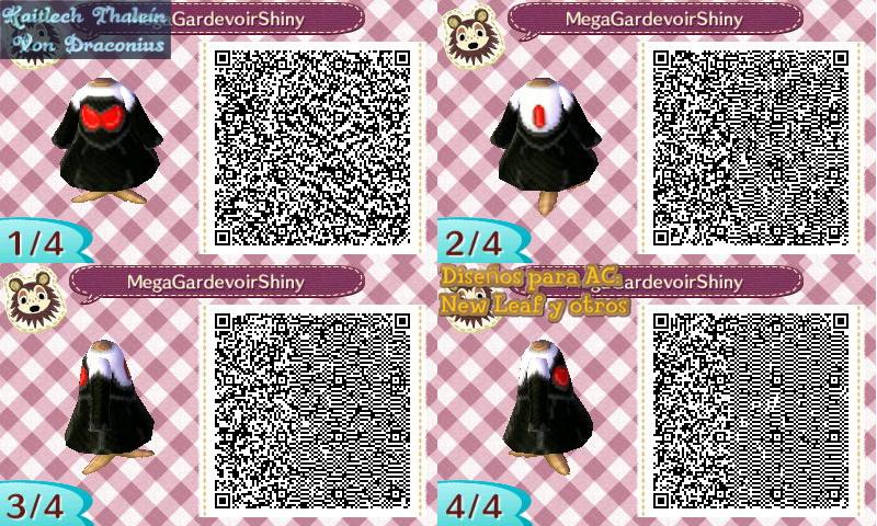 Shiny Mega Gardevoir Pokemon Xy Acnl Code Qr 449881822