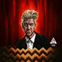 David Lynch by victorroa