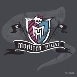 Monster High Spirit by GingerZombeh