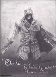 Ezio Auditore de Firenze by Radikar