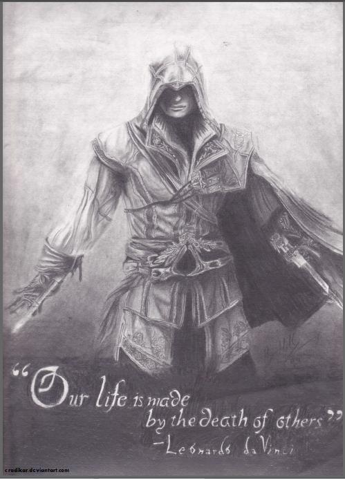 Ezio Auditore De Firenze By Radikar On Deviantart