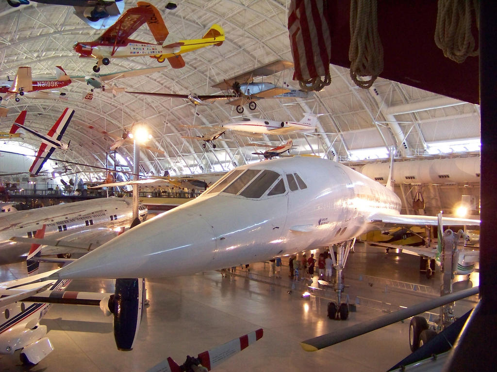 Concorde by concaholic