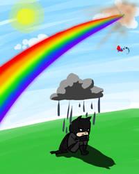 Batman Hates Rainbows