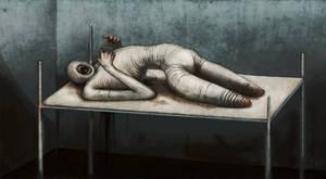 Silent scream by Zxoqwikl