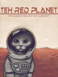 Teh Red Planet by Zxoqwikl