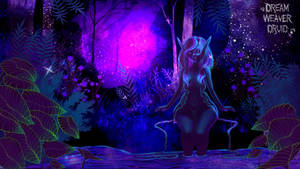 Galaxy Forest Ambience