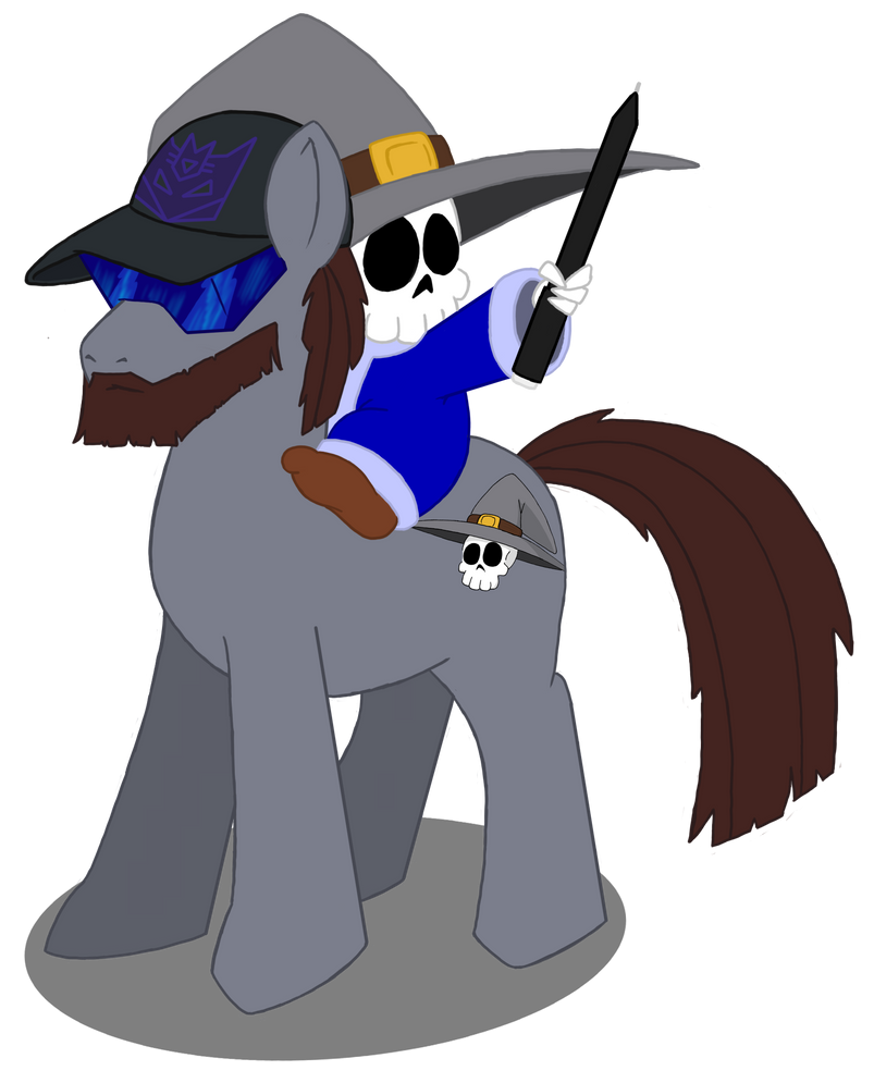 AF40K Pony ID by AnimeFreak40K