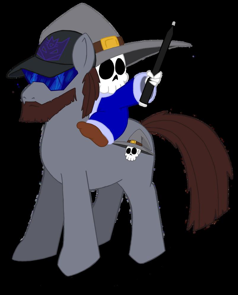 AF40K Pony ID by AnimeFreak40K