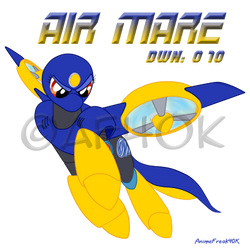 Air Mare by AnimeFreak40K