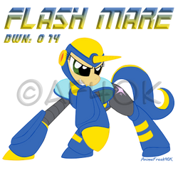 Flash Mare by AnimeFreak40K