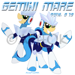 Gemini Mare by AnimeFreak40K