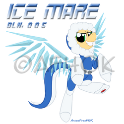 Ice Mare by AnimeFreak40K