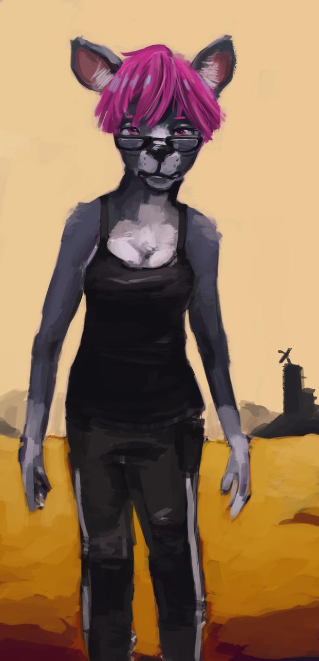 Desert and Sweats by ToisaNeMoifs