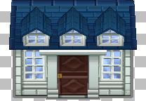 Pokemon XY Public House Tile by Zenionith