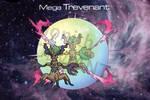 Mega Trevenant by Zenionith