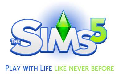 The Sims 5 Logo