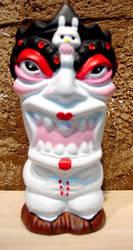 Geisha Tiki Mug by Electrobunni
