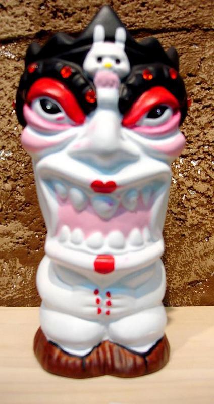 Geisha Tiki Mug