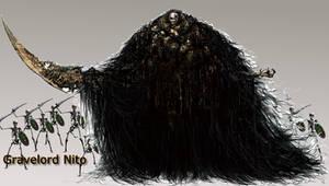 Gravelord Nito - Dark Souls