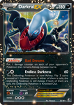 Darkrai EX Fake