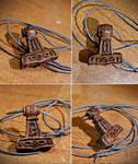 Mjolnir by asleifr
