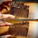 Vergissmeinnicht comb