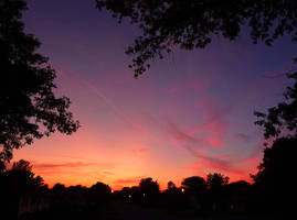 Sunset Stock II by Melyssah6