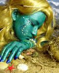 Mermaid Make Up I