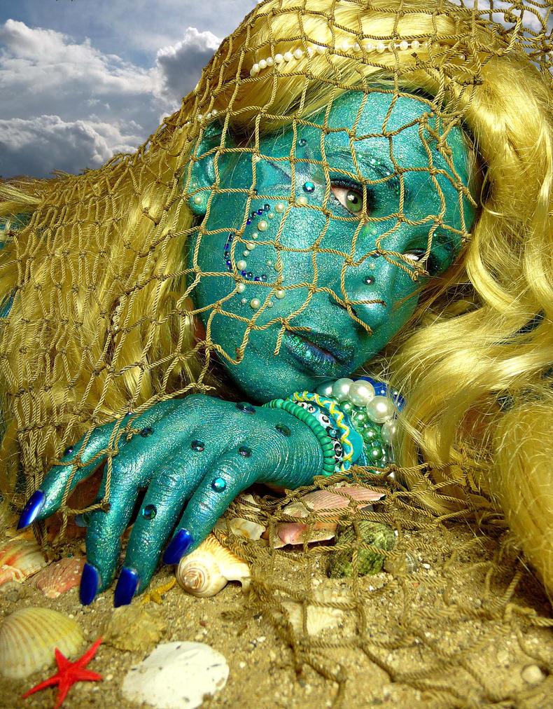 Mermaid Make Up II by Melyssah6