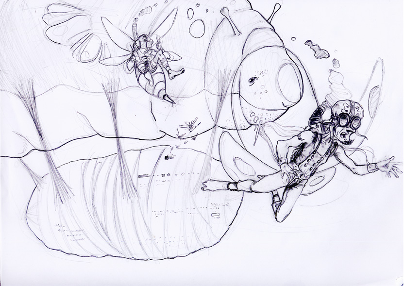 mundo flor by amorao