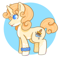 Annamarie Redesign by Squishy-Latte