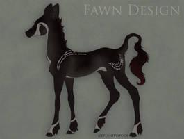 Bathory [Baeric - Scathach Fawn Design] by Aislein