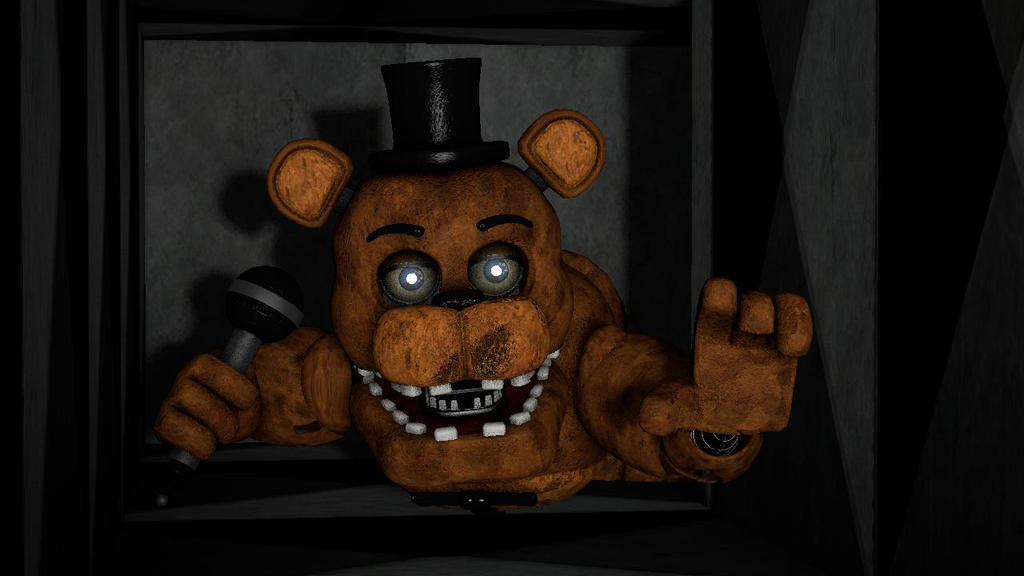 Withered Freddy Remake By Martin3x Deviantart – Fondos de Pantalla