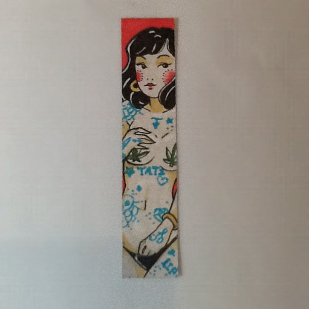 Smoking pin up traditional tattoo style by lolis77 on for Traditional pin up tattoos
