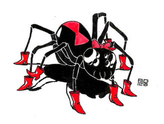 Spider gal
