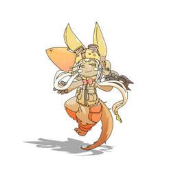 Monster Hunter Airu nanachi by uNeet