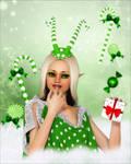 Cutest Christmas Elf