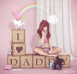 I Love Daddy (soft Version) by Frollein-Zombie