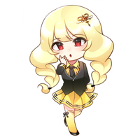 Bumble Uniform by Nyl0nStockings