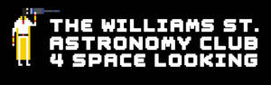 The WS Astro Club 4 Space Looking - Logo Remake