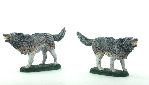 Wolf by Asair