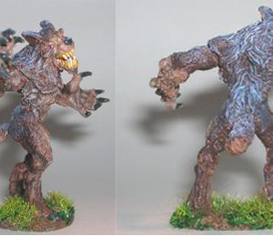 Werewolf Male by Asair