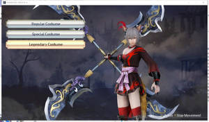 Orochi4 LuLingqi costume imported from DW8